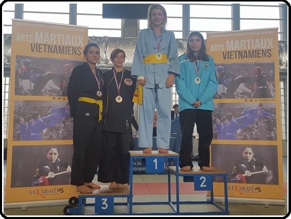 Championnats de Fr Votudo 2016