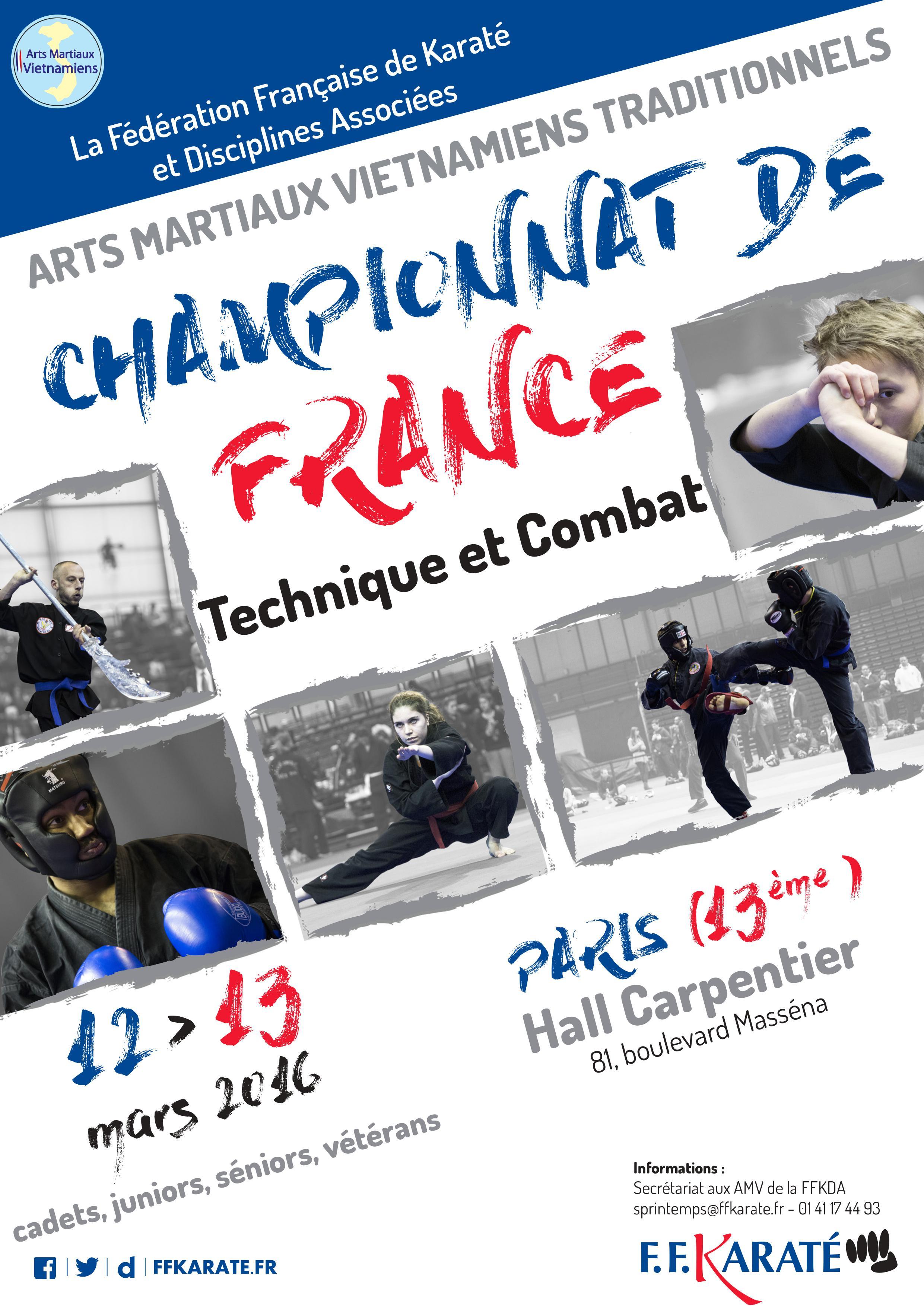 Championnats de France AMVT 2016
